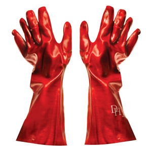protective gloves, pvc gloves, long sleeve gloves
