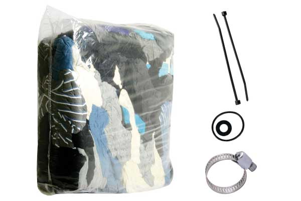 cable ties, o-rings, hose clamps, rags, consumable items, Omega Gansbaai, Omega Hardware