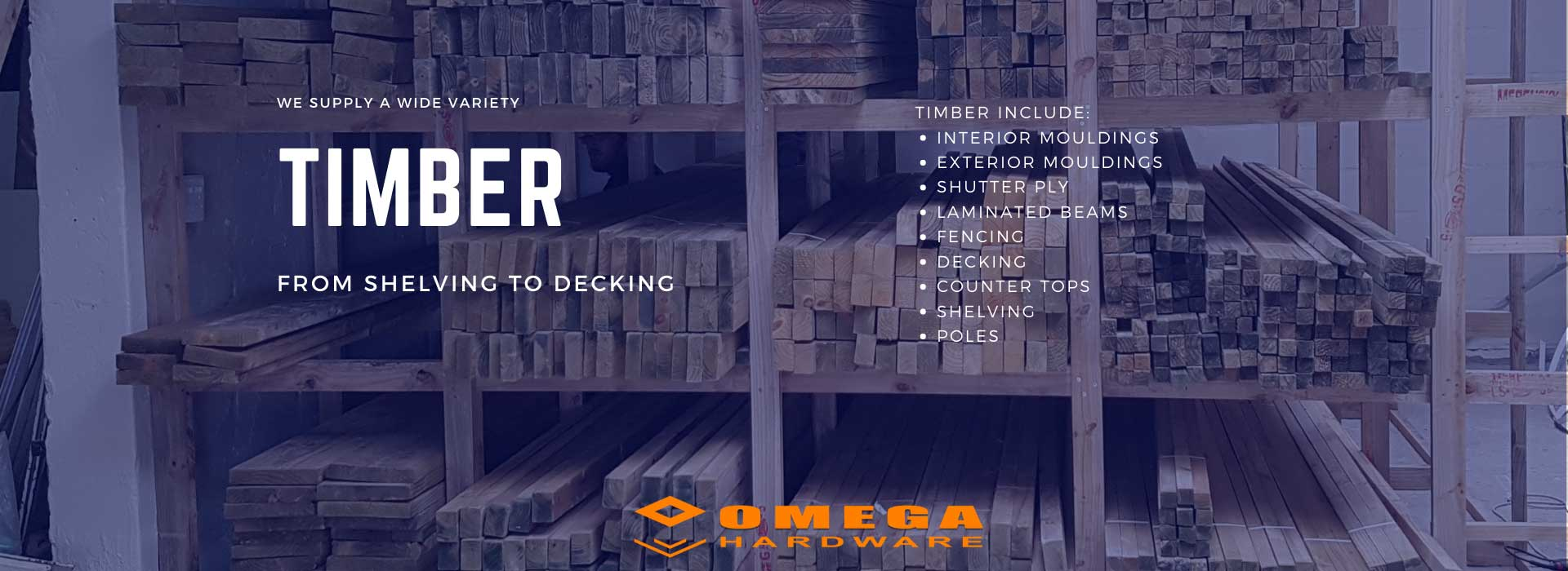 building material, building timber, untreated wood, treated wood, Omega Gansbaai, Omega Hardware