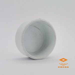 pvc stop end, 50mm stop end, waste pipe fittings, Omega Gansbaai, Omega Hardware