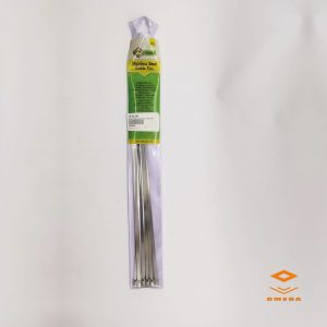 stainless steel cable ties, 4.6x300 ss cable tie,Omega Gansbaai, Omega Hardware, Omega Glas