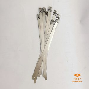stainless steel cable ties, 7.9x200 ss cable tie,Omega Gansbaai, Omega Hardware, Omega Glas